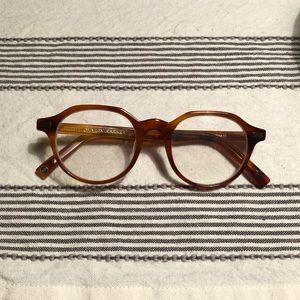 Warby Parker Begley glasses frames